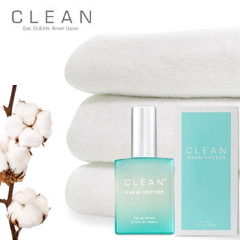CLEAN <BR>클린 - 웜 코튼 EDP 30ml<BR>+ 5ml 웜코튼 롤러볼 증정